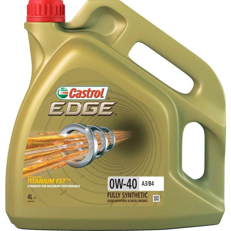 Castrol EDGE A3/B4 Titanium FST 0w-40