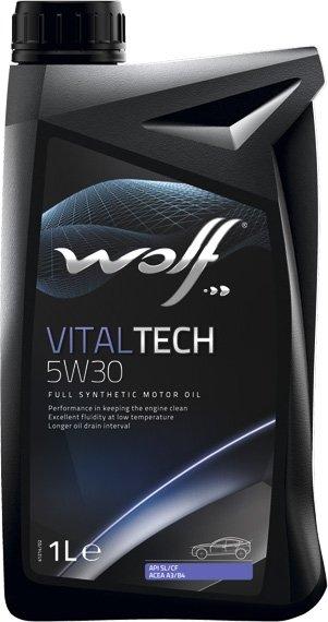 Wolf VITALTECH 5W-30 4 л