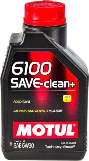 Motul 6100 Save-clean+ 5W-30