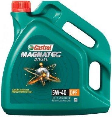 Castrol Magnatec Diesel DPF 5w-40