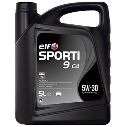 Elf Sporti 9 C4 5w-30