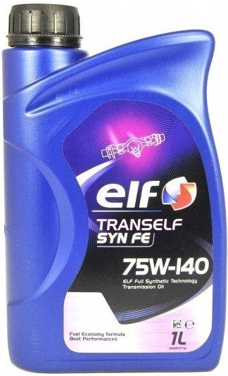 ELF TRANSELF SYN FE 75w140