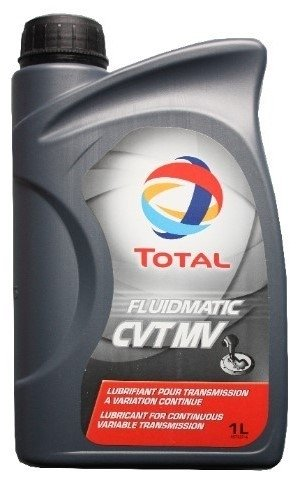 Total Fluidmatic CVT MV