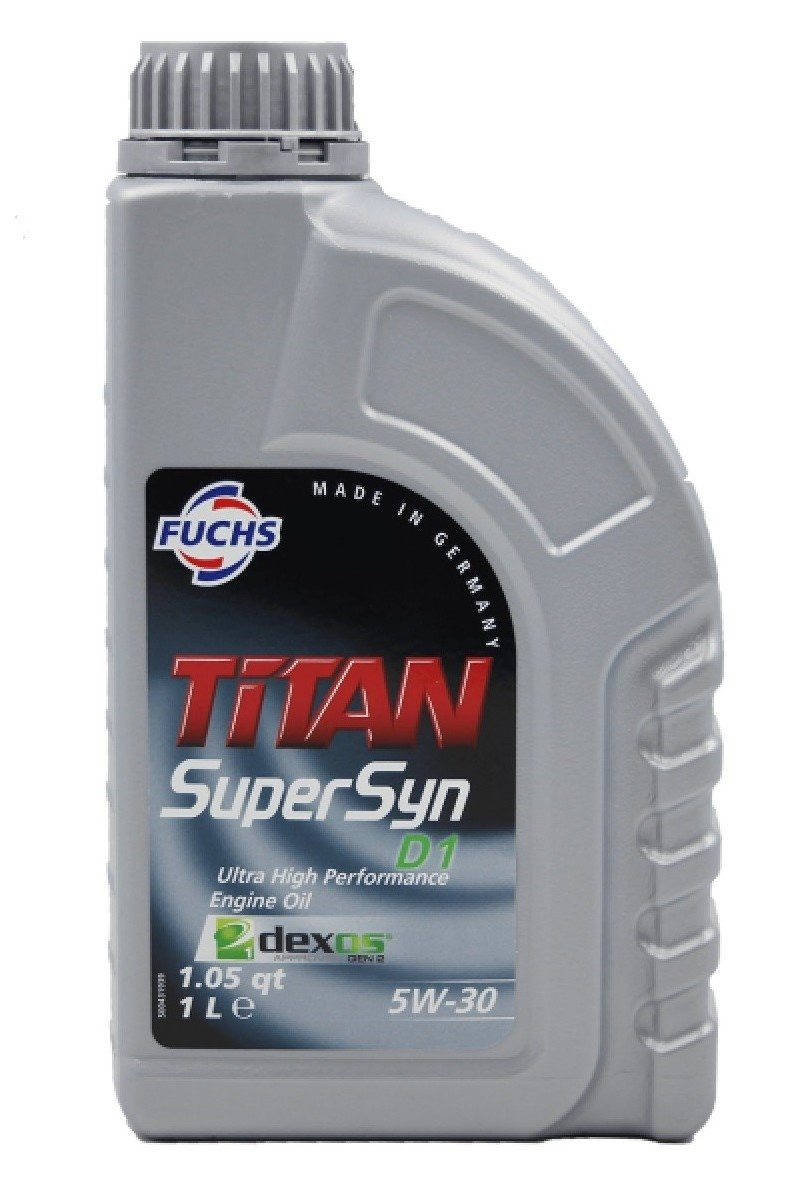 Fuchs Titan SUPERSYN  D1 5W-30  5 л