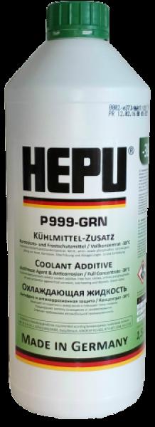 HEPU Antifreeze G-11 Зеленый -80°C