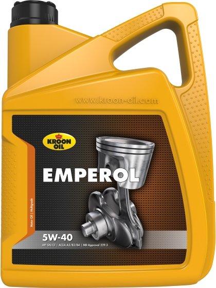 KROON OIL  EMPEROL 5W-40 4 л