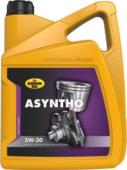 KROON OIL  ASYNTHO 5W-30 4 л