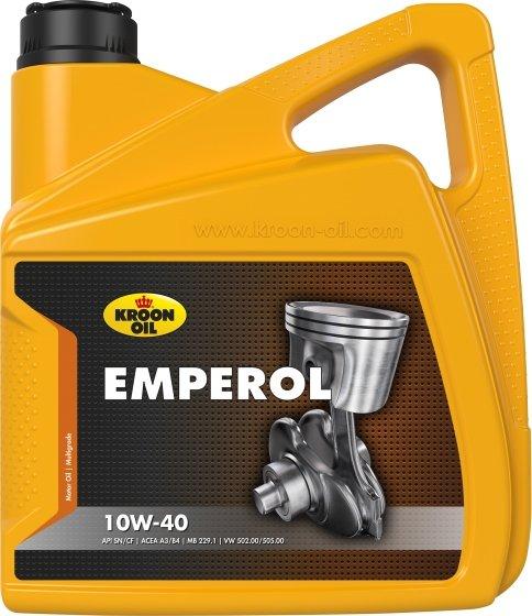 KROON OIL  EMPEROL 10W-40-5 л