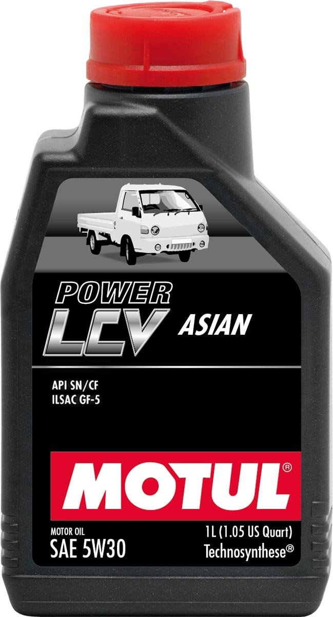Motul Power LCV Asian 5w-30