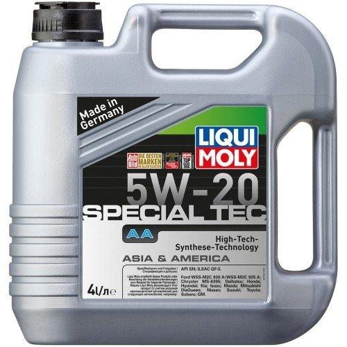Liqui Moly Leichtlauf Special AA 5w-20