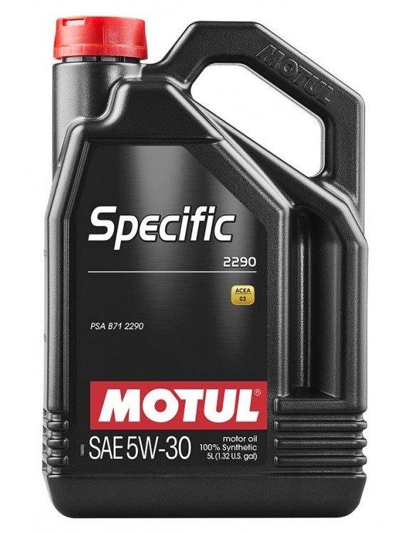 MOTUL Specific 2290 SAE 5w-30