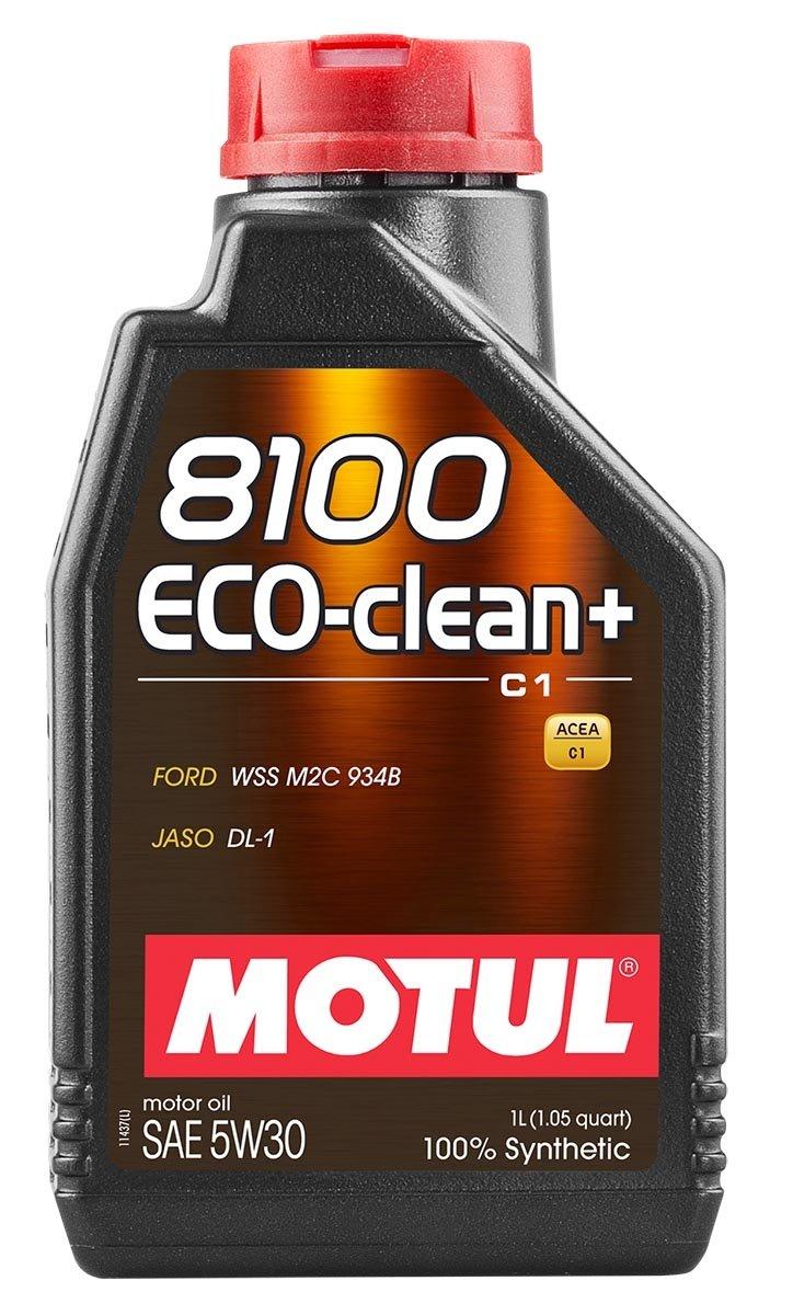 Motul 8100 Eco-Clean+ 5w-30