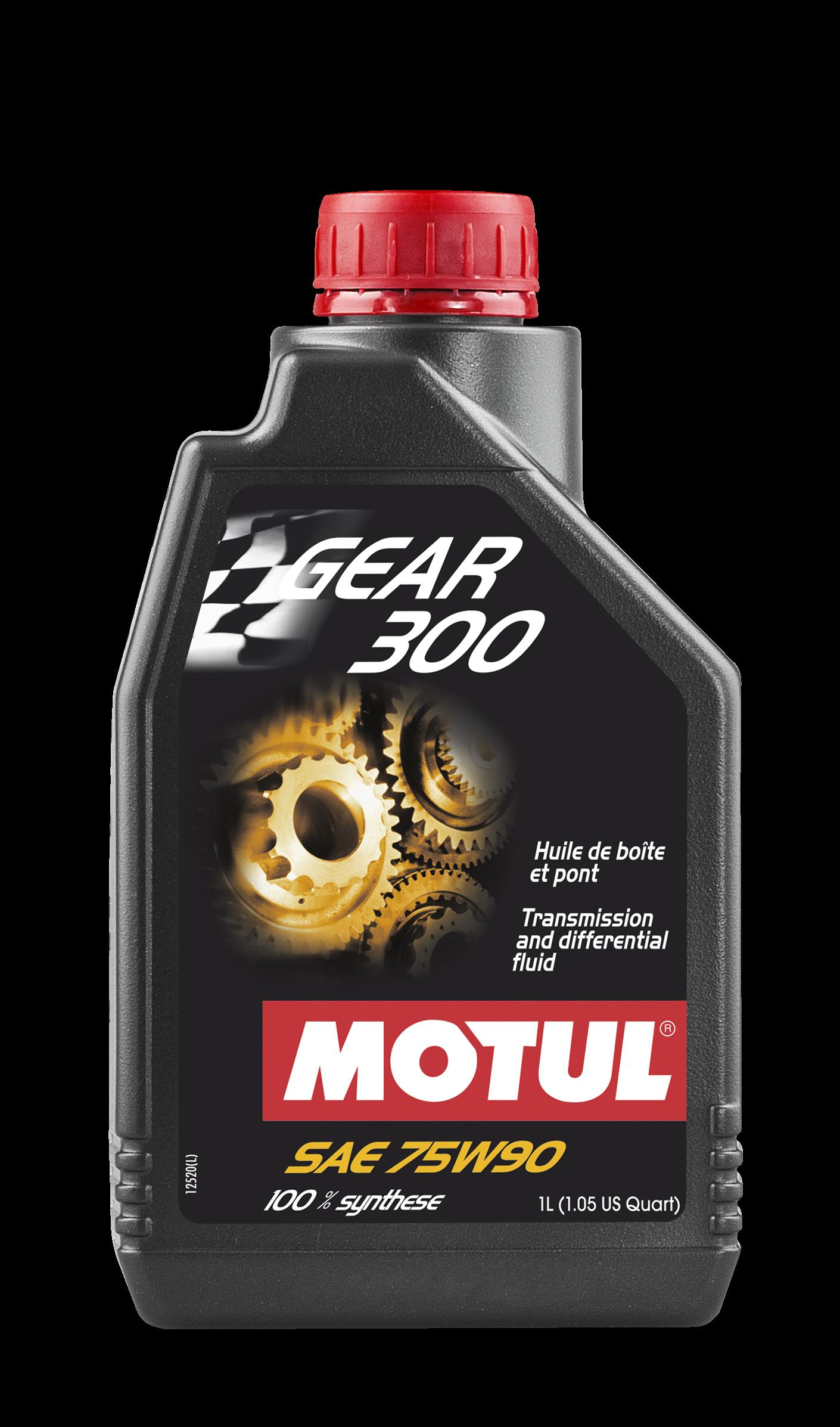 Motul Gear 300 75w-90 1л