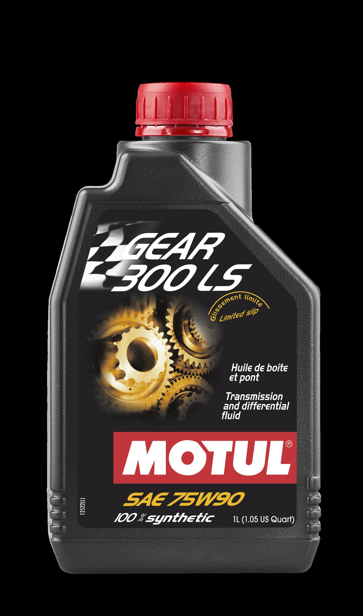 Motul Gear 300 LS 75w-90 1л