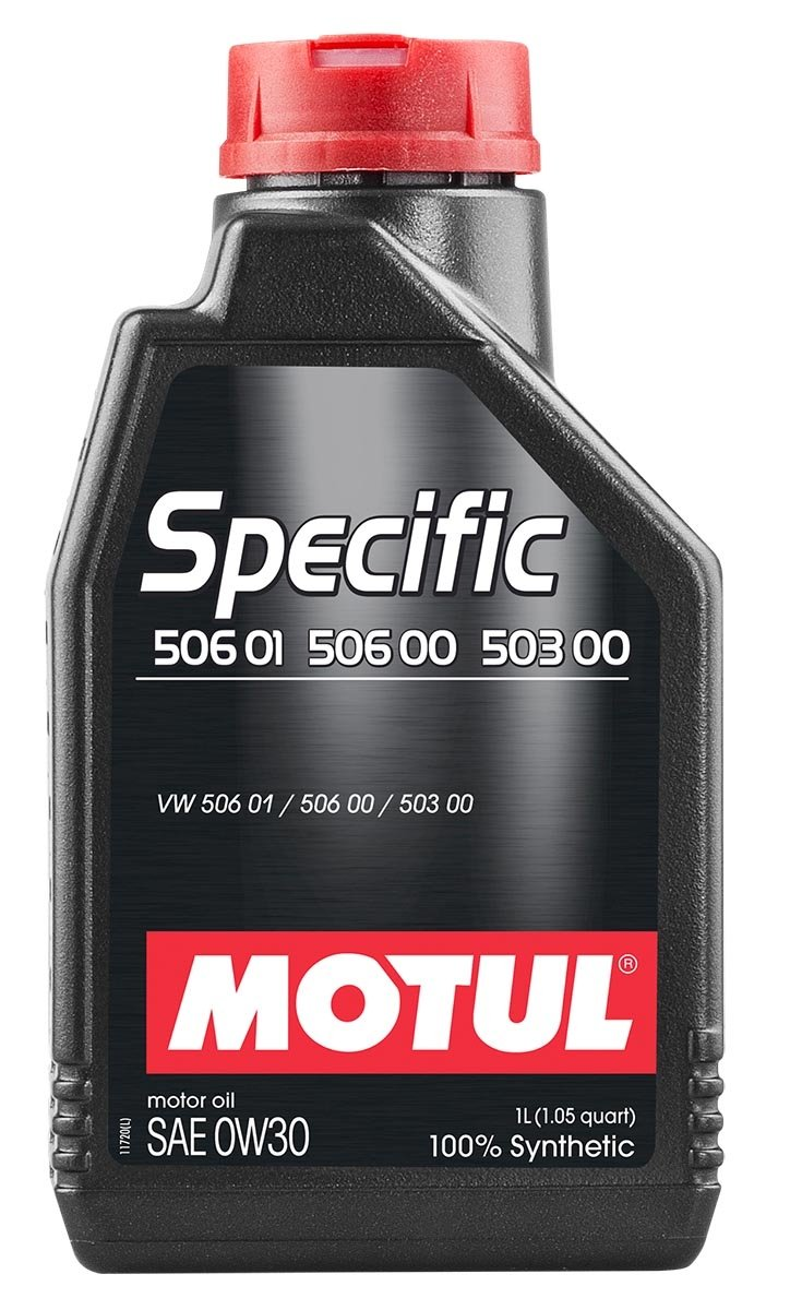 Motul Specific VW 506.01-506.00-503.00 0w-30