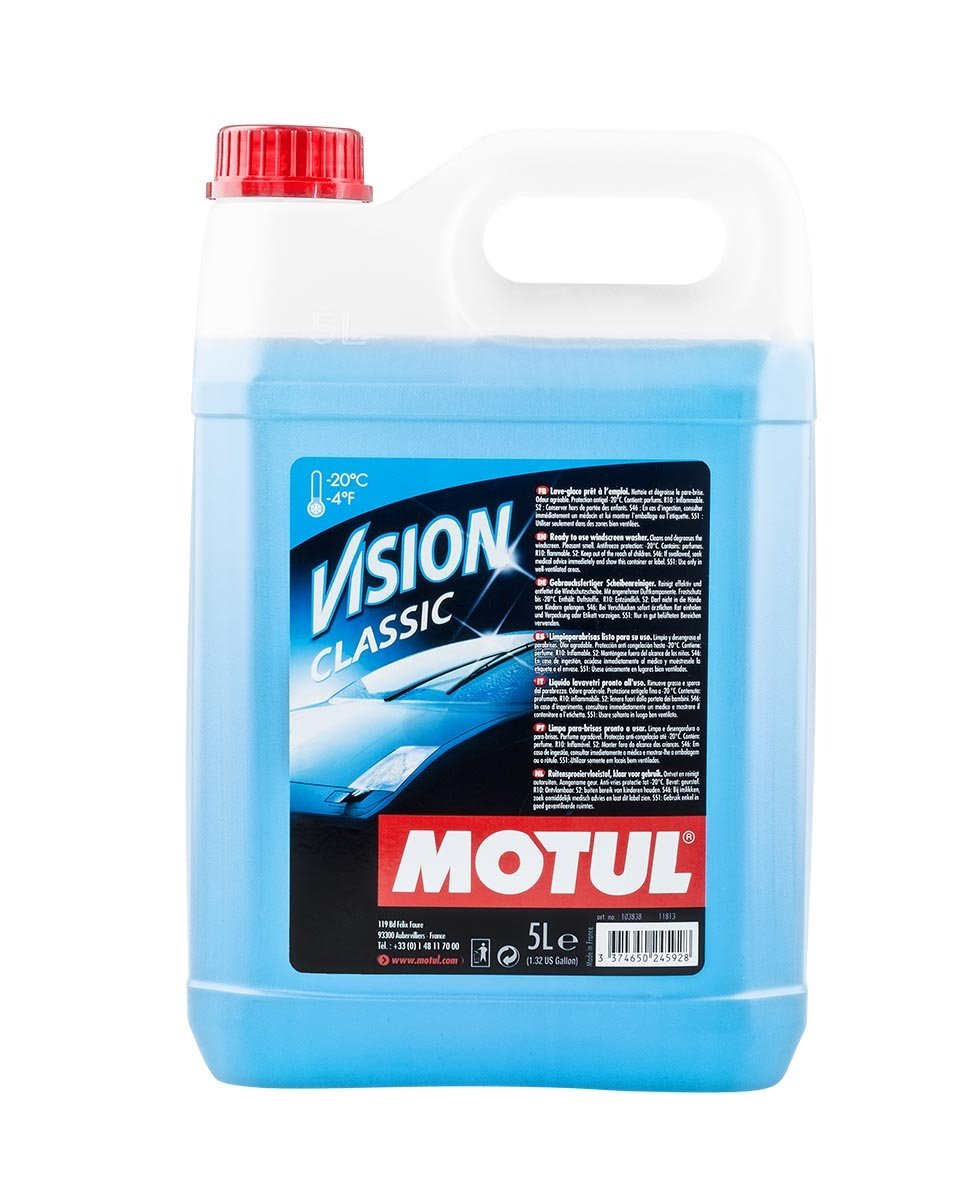 Motul Vision Classic -20C