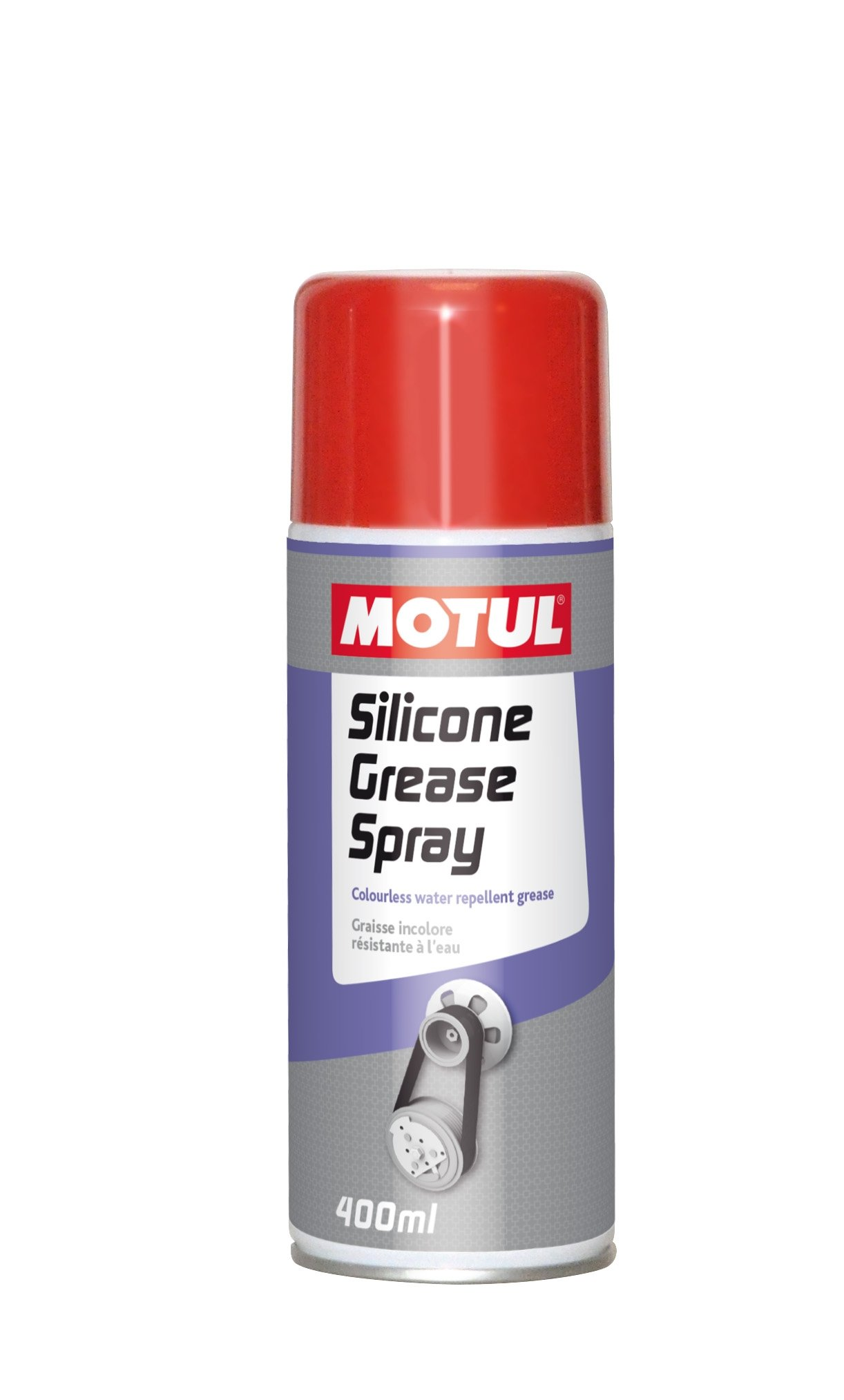 Motul Silicone Grease Spray (400ml)-400 мл 400 мл