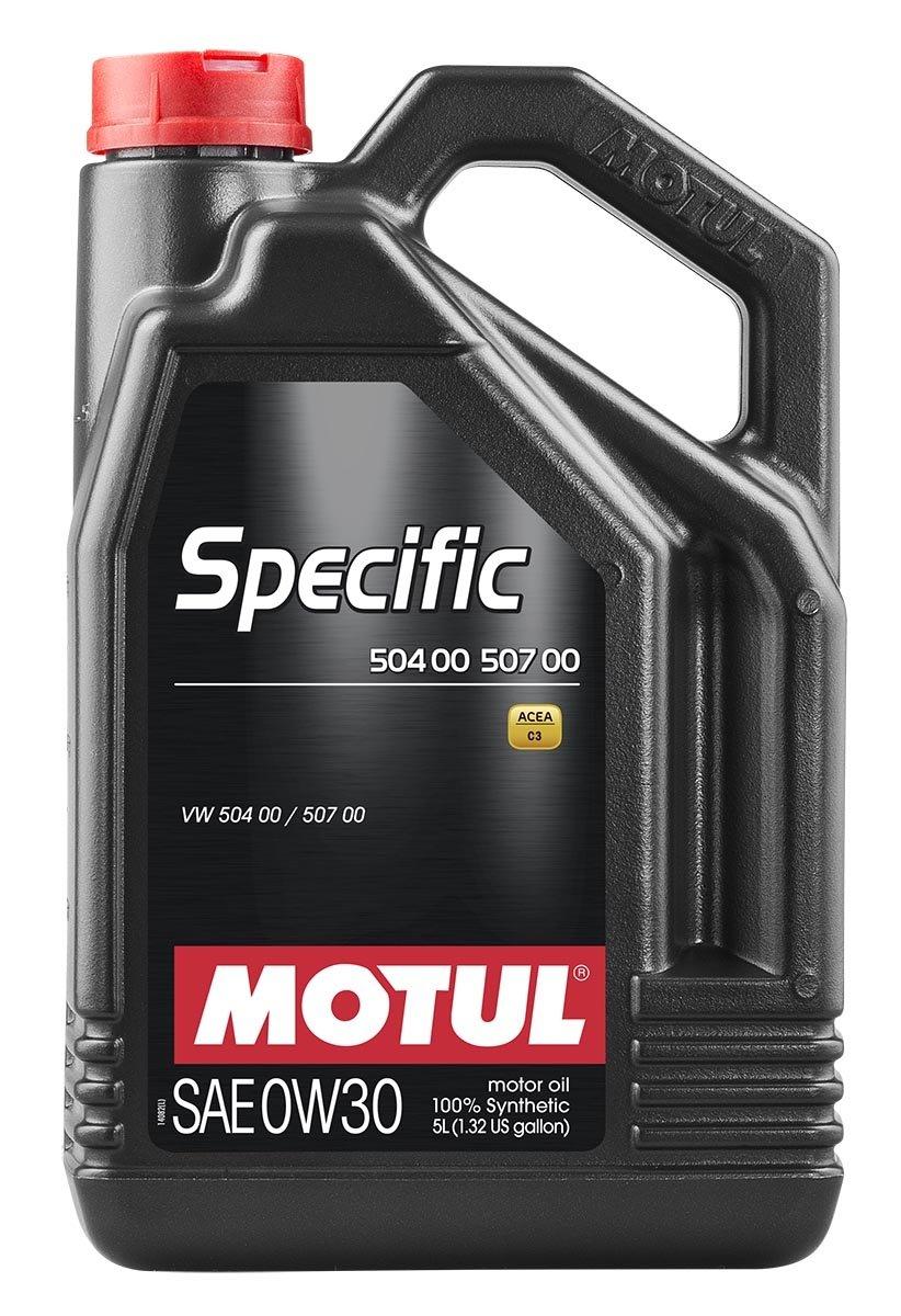 Motul Specific 504.00-507.00 0w-30