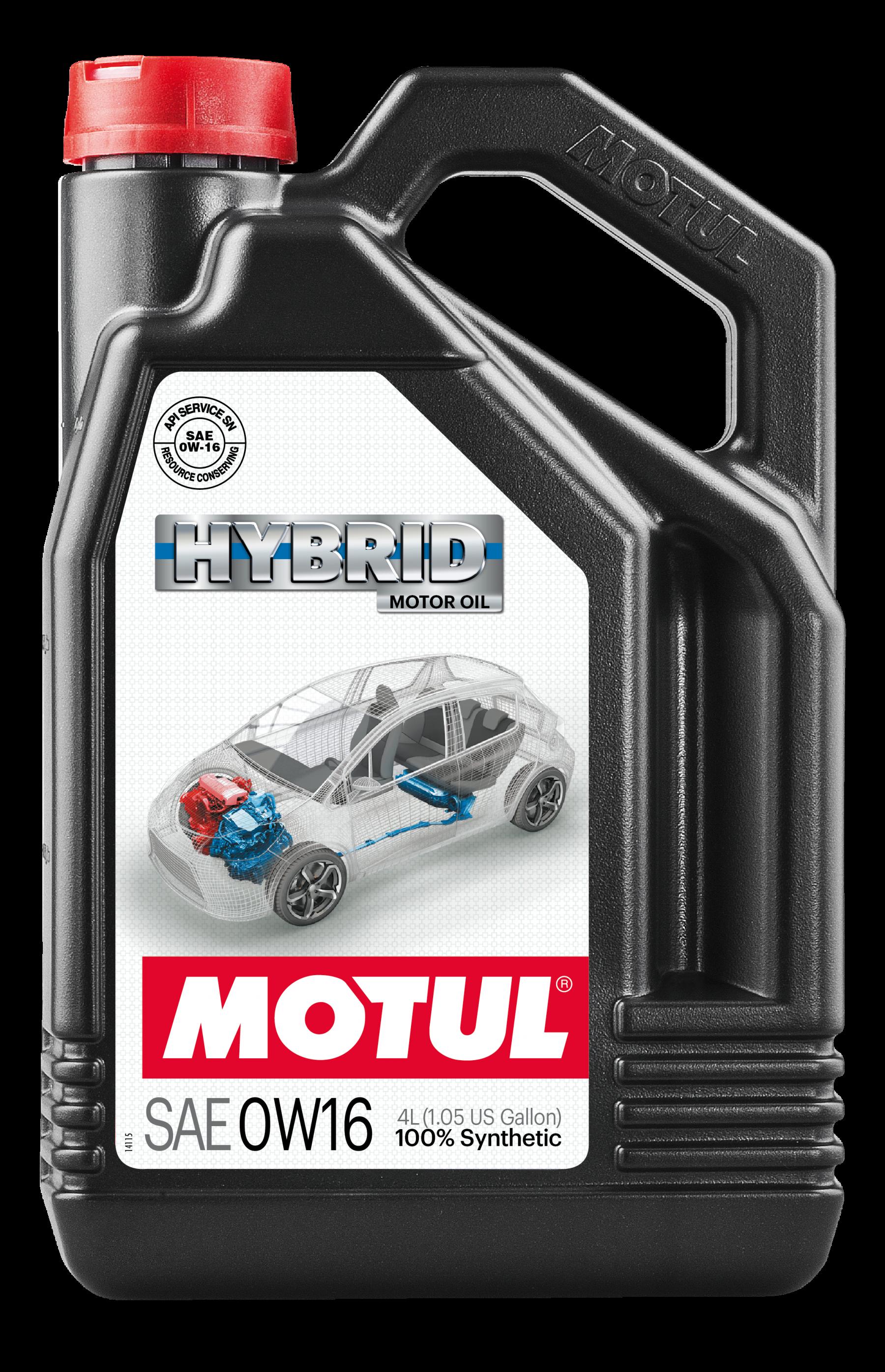 Motul Hybrid 0w-16