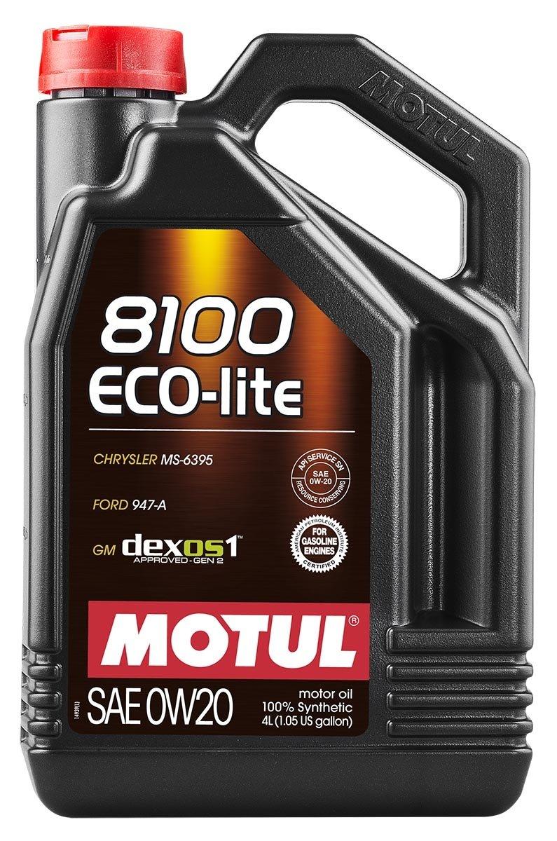 Motul 8100 Eco-Lite 0w-20 SN
