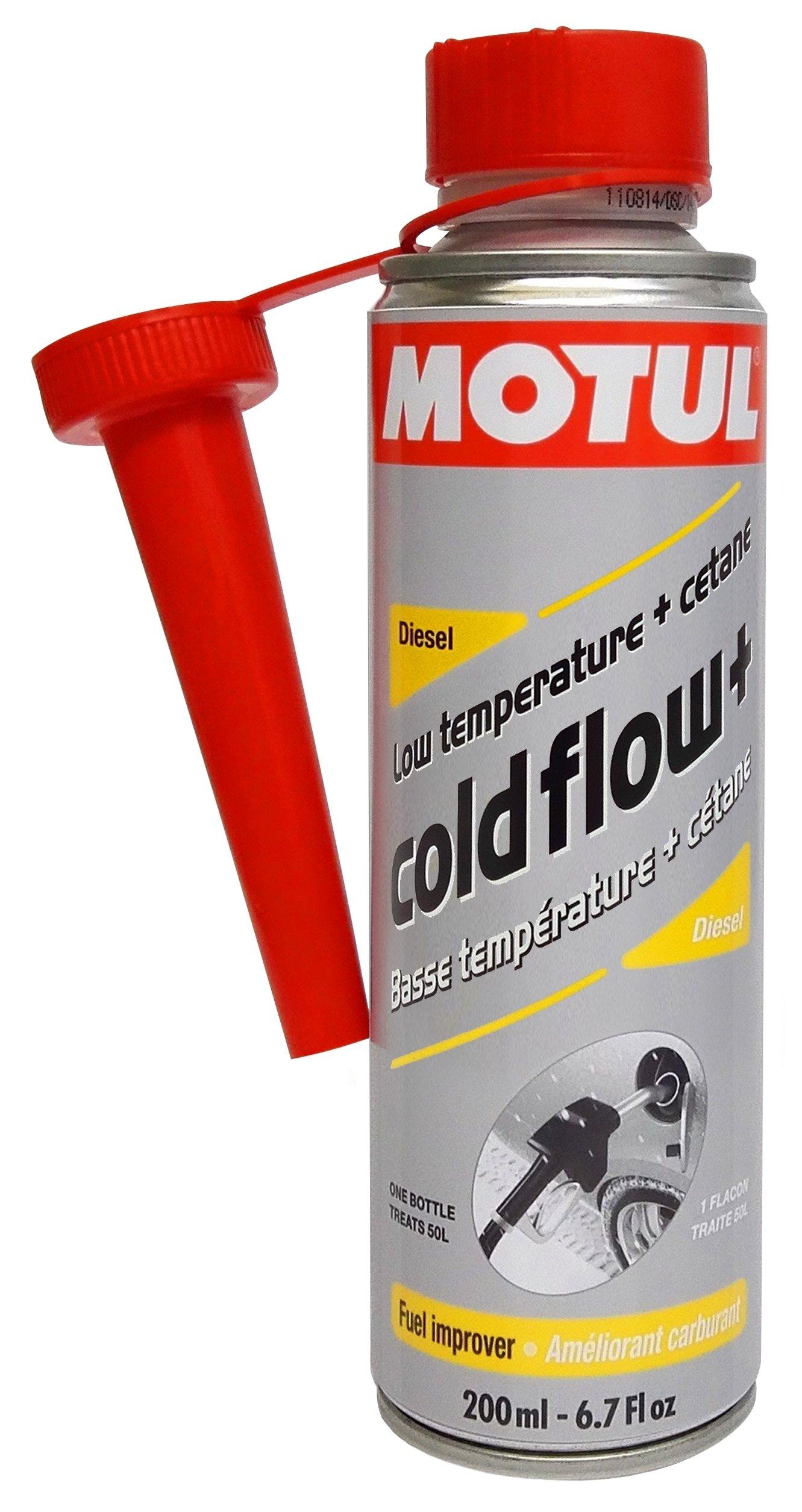 Motul COLD FLOW + DIESEL 200 мл