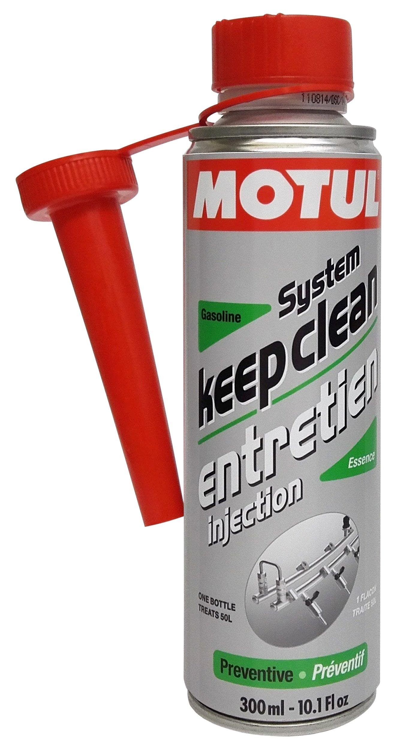 Motul System Keep Clean Gasoline (300ml)-300 мл