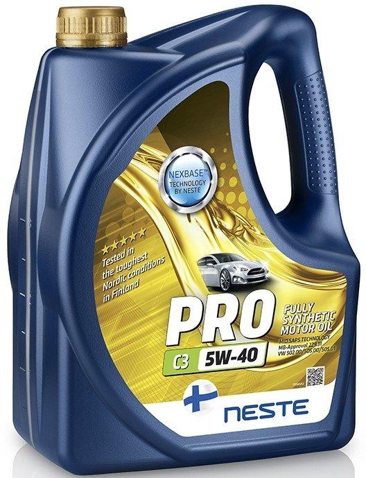 Neste Pro C3 5w-40