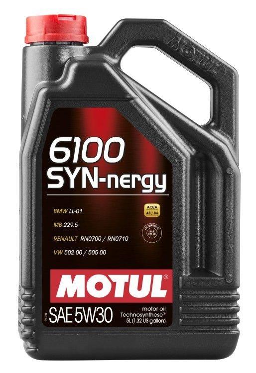 Motul 6100 Syn-clean 5W-30 5 л