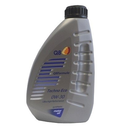 Q8 Formula Techno Eco 0W-30