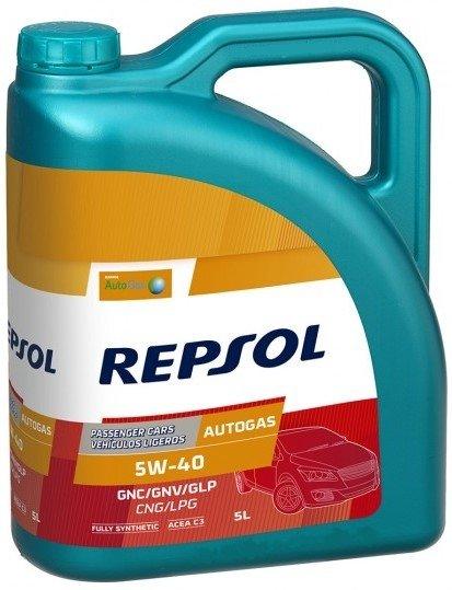 Repsol Auto Gas 5w-40