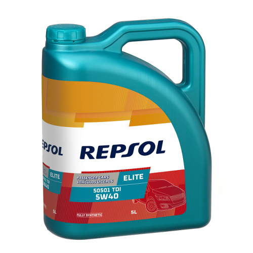 Repsol Elite 50501 TDI 5w-40