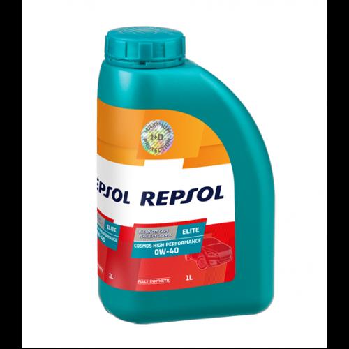 Repsol Elite Cosmos High Performance 0w-40