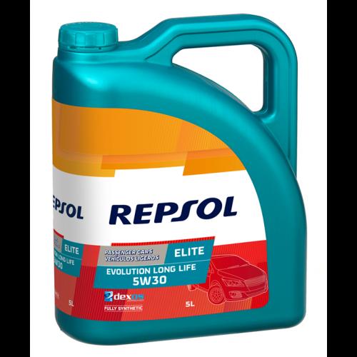 Repsol Elite Evolution Long Life 5w-30