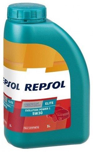 Repsol Elite Evolution Power 1 5w-30