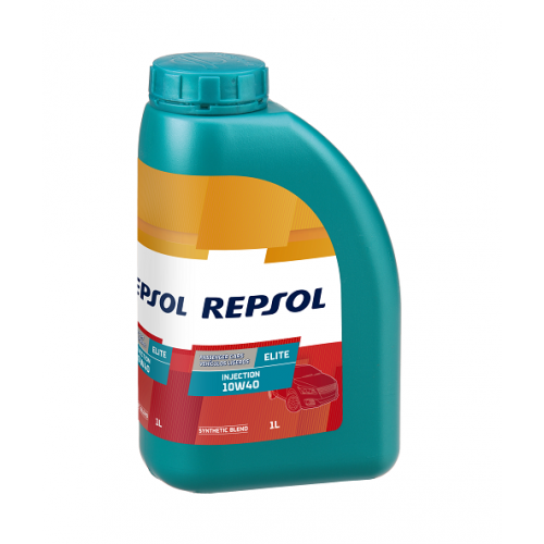 Repsol Elite Injection 10w-40