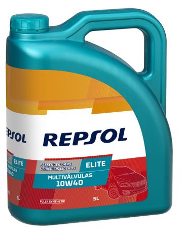 Repsol Elite Multivalvulas 10w-40
