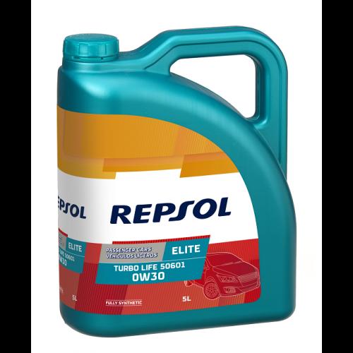 Repsol Elite Turbo Life 50601 0w-30
