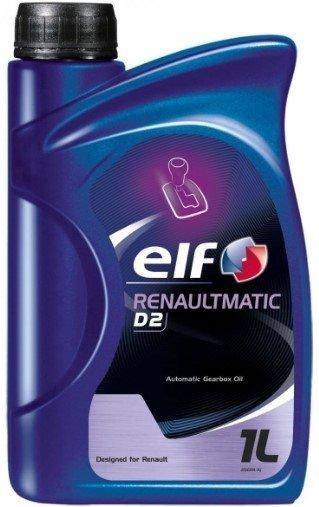 Elf Renaultmatic D2