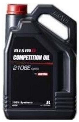 Motul Nismo Competition Oil 2108E 0w-30