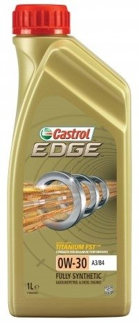 Castrol EDGE A3/B4 Titanium FST 0w-30