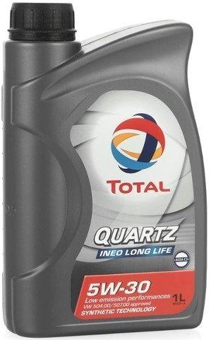 Total Quartz Ineo Long Life 5w-30