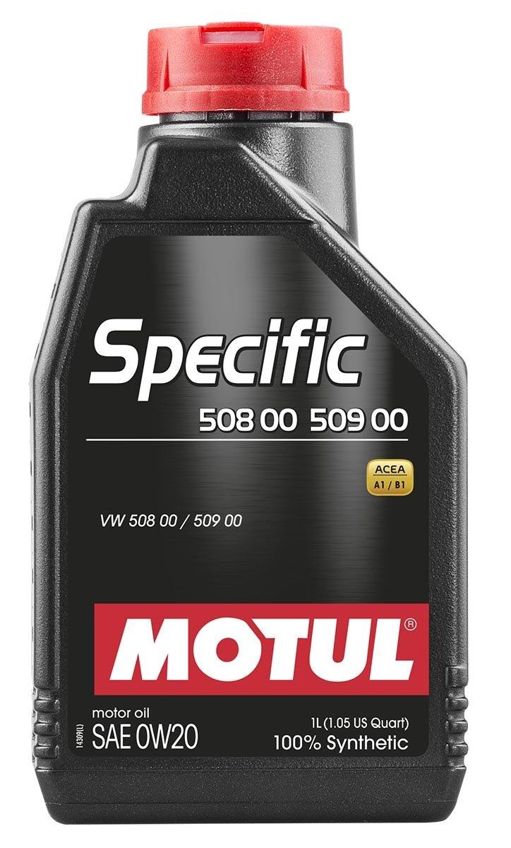 Motul Specific 508 00 509 00 0w-20