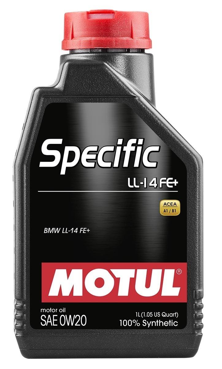 Motul Specific LL-14 FE+ 0w-20 5 л