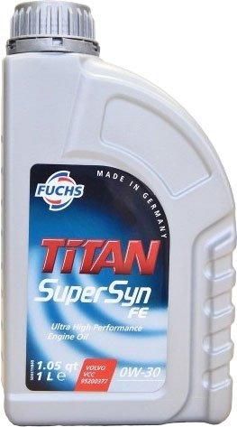 Fuchs Titan SUPERSYN FE 0w-30
