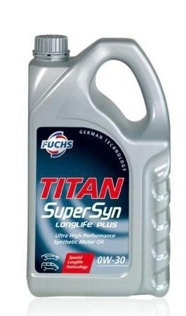Fuchs Titan SUPERSYN LONGLIFE PLUS 0w30-5л