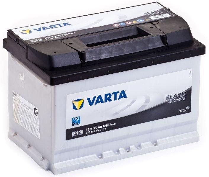 Varta Black Dynamic 570409064 570409064