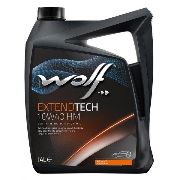 Wolf EXTENDTECH 10W-40 HM  4 л