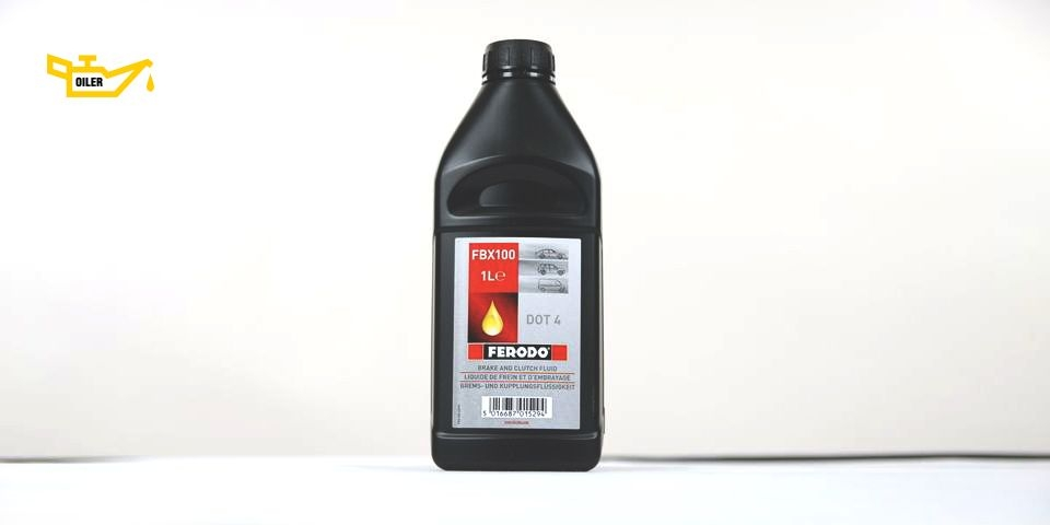 Тормозная жидкость ДОТ4 Ferodo