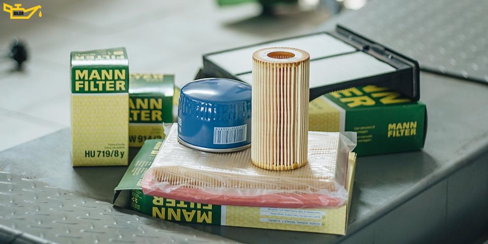 фильтр салона, воздушный фильтр, масляный фильтр