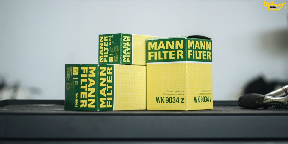 топливный фильтр в упаковке